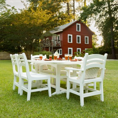 7 Piece Casual Dining Set