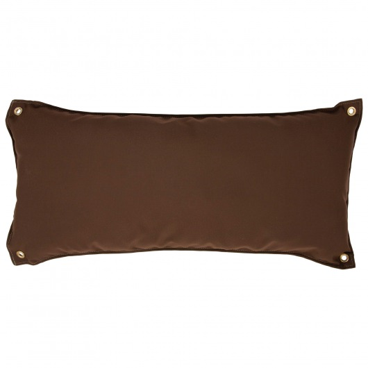Canvas Cocoa Hammock Pillow