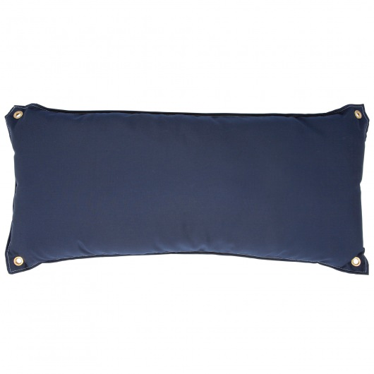 Canvas Navy Hammock Pillow