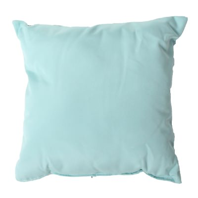 Glacier Sunbrella Outdoor Throw Pillow