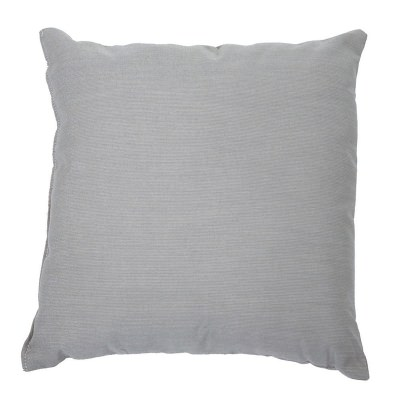 Spectrum Dove Sunbrella Outdoor Throw Pillow