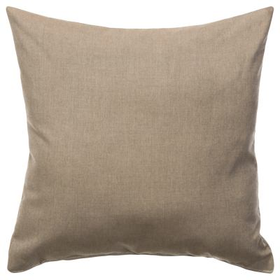 Cast Shale Sunbrella Outdoor Throw Pillow