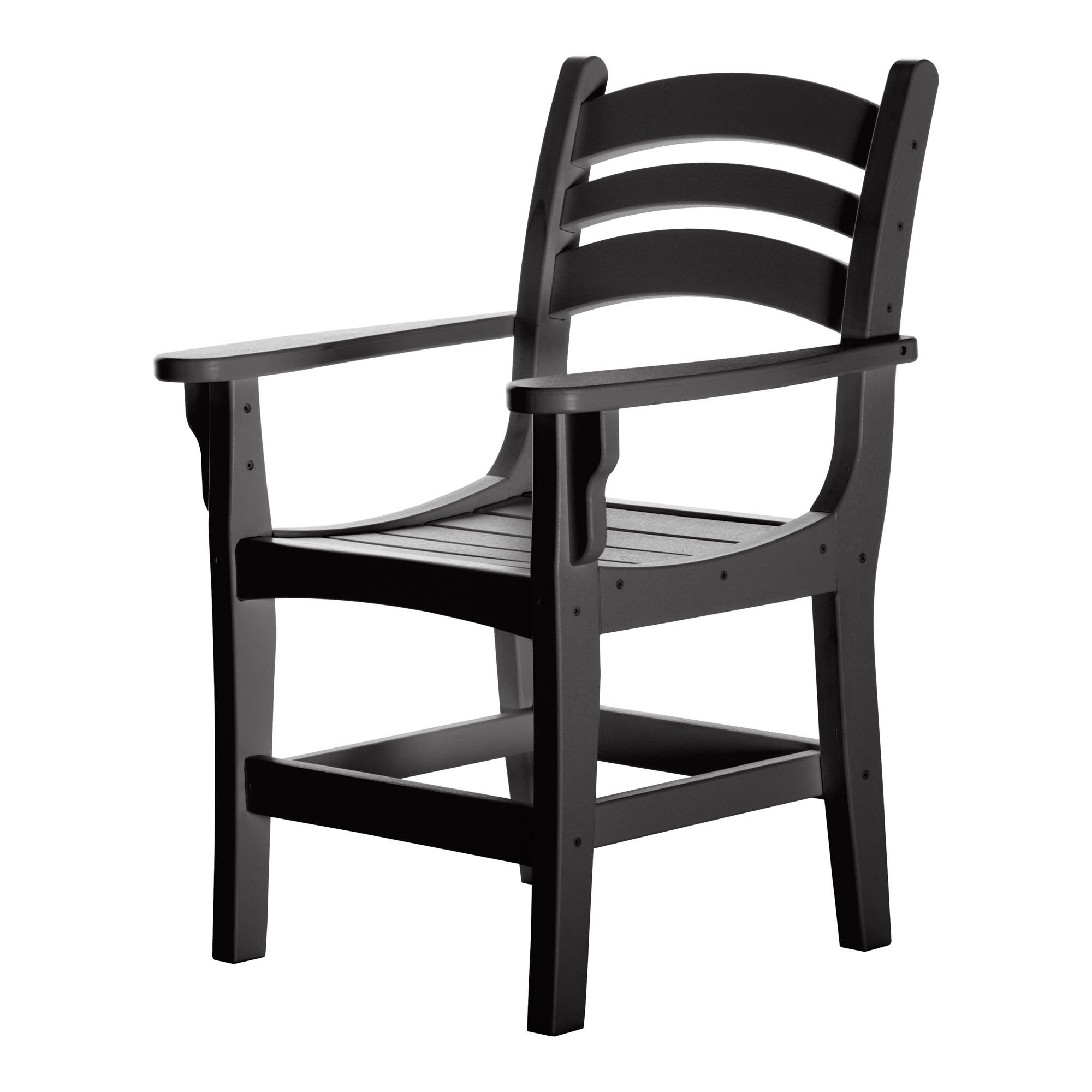 Casual Dining Chair with Arms Pawleys Island