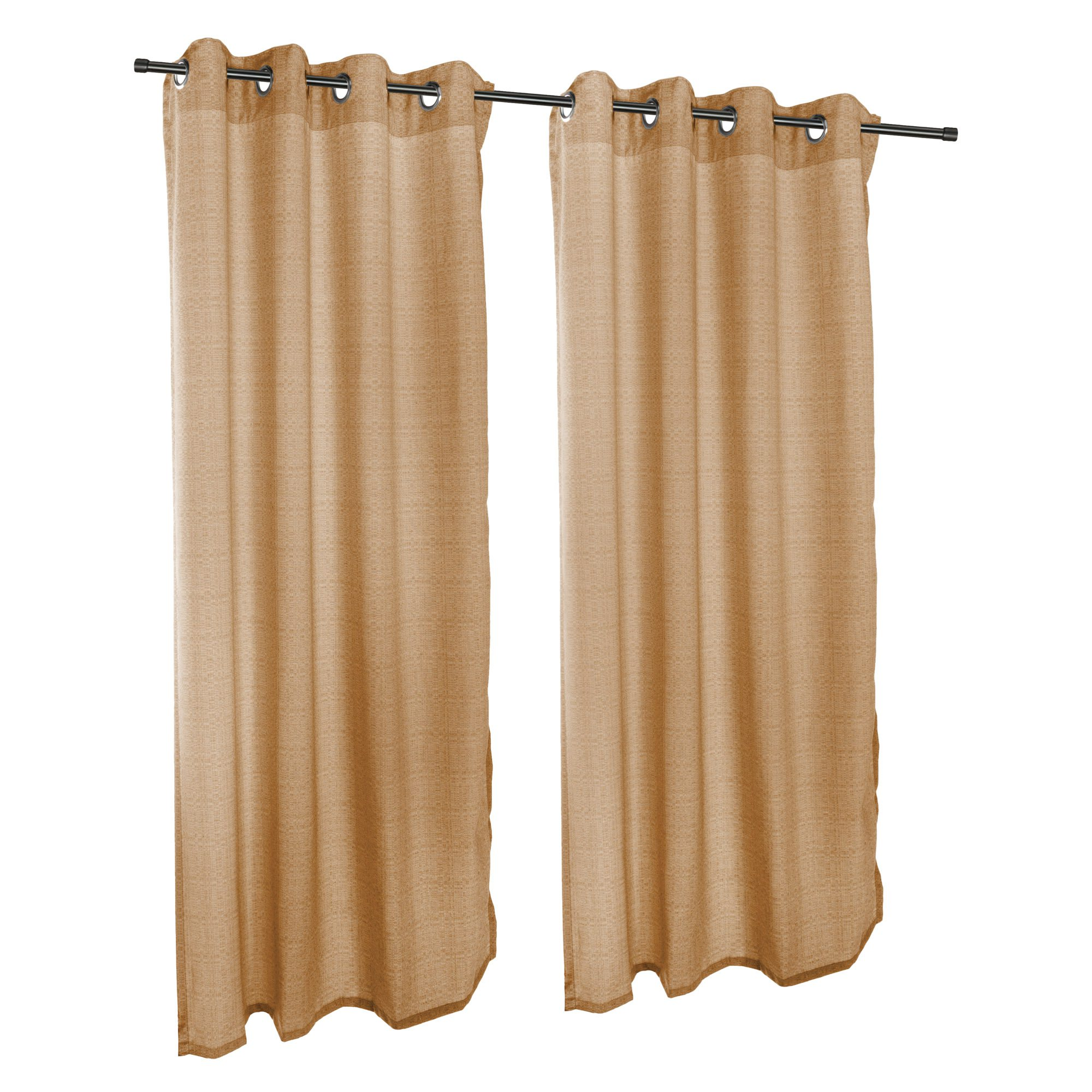 lined curtains pin makeover subtle sleek grommets horizontal panels grommet with curtain a gotham kenneth chic the cole home give texture reaction your window