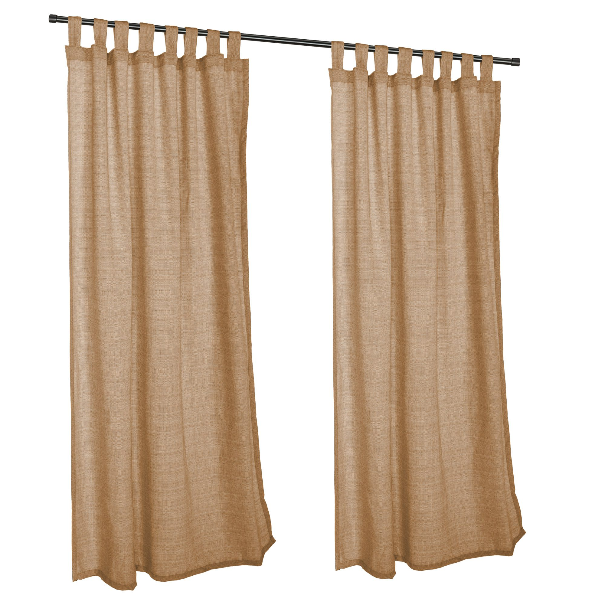 xx outdoor dupione tabs curbms tab sunbrella bamboo top with curtain curtains