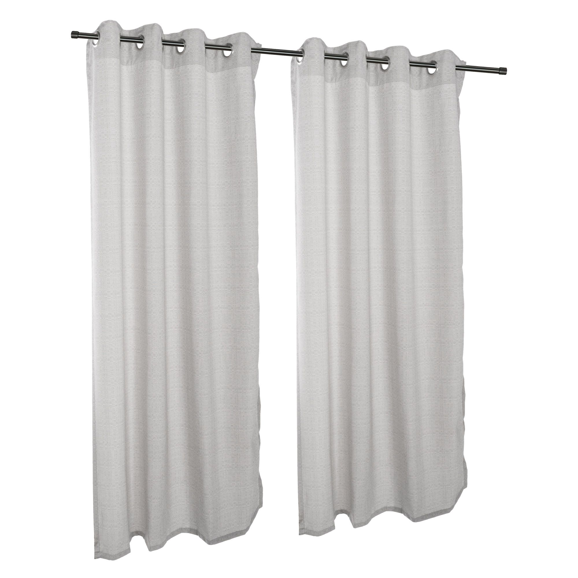 max extreme gray window single panel solid curtains thermal zero treatments theater wayfair blackout curtain home baxter grade reviews sun linen pdx grommet