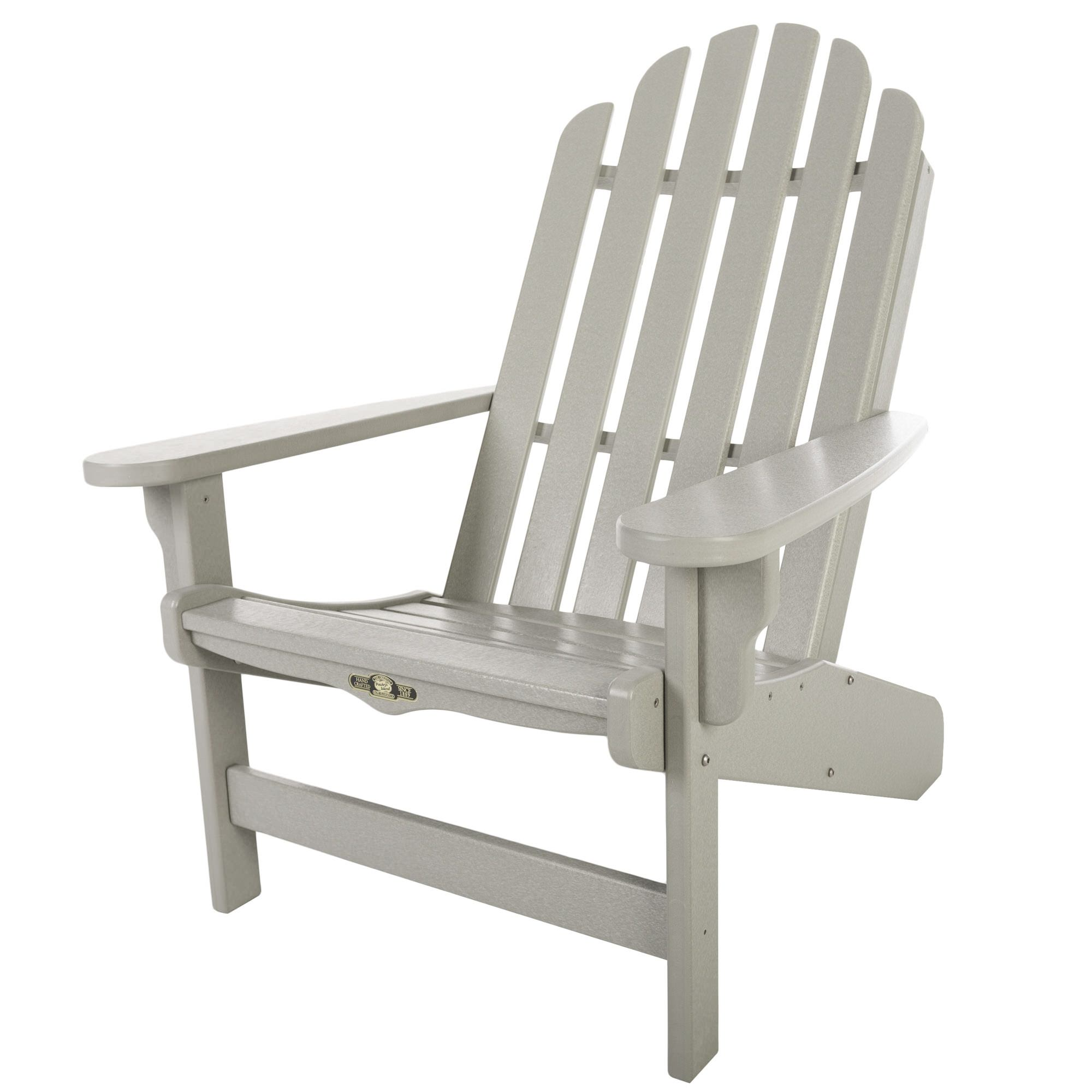 ... Essentials Adirondack Chair ...  sc 1 st  Pawleys Island Hammocks & Shop Durawood Essentials Adirondack Chairs on Sale