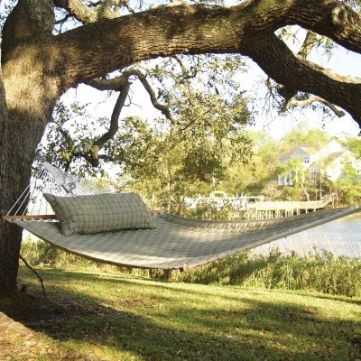 Flax Large Soft Weave Hammock