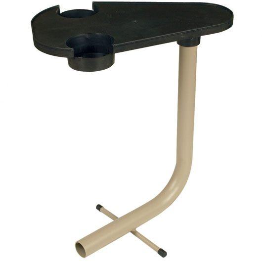 Taupe Poled Hammock Table On Sale Tblttx