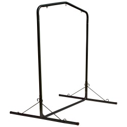 Steel Swing Stand - Black