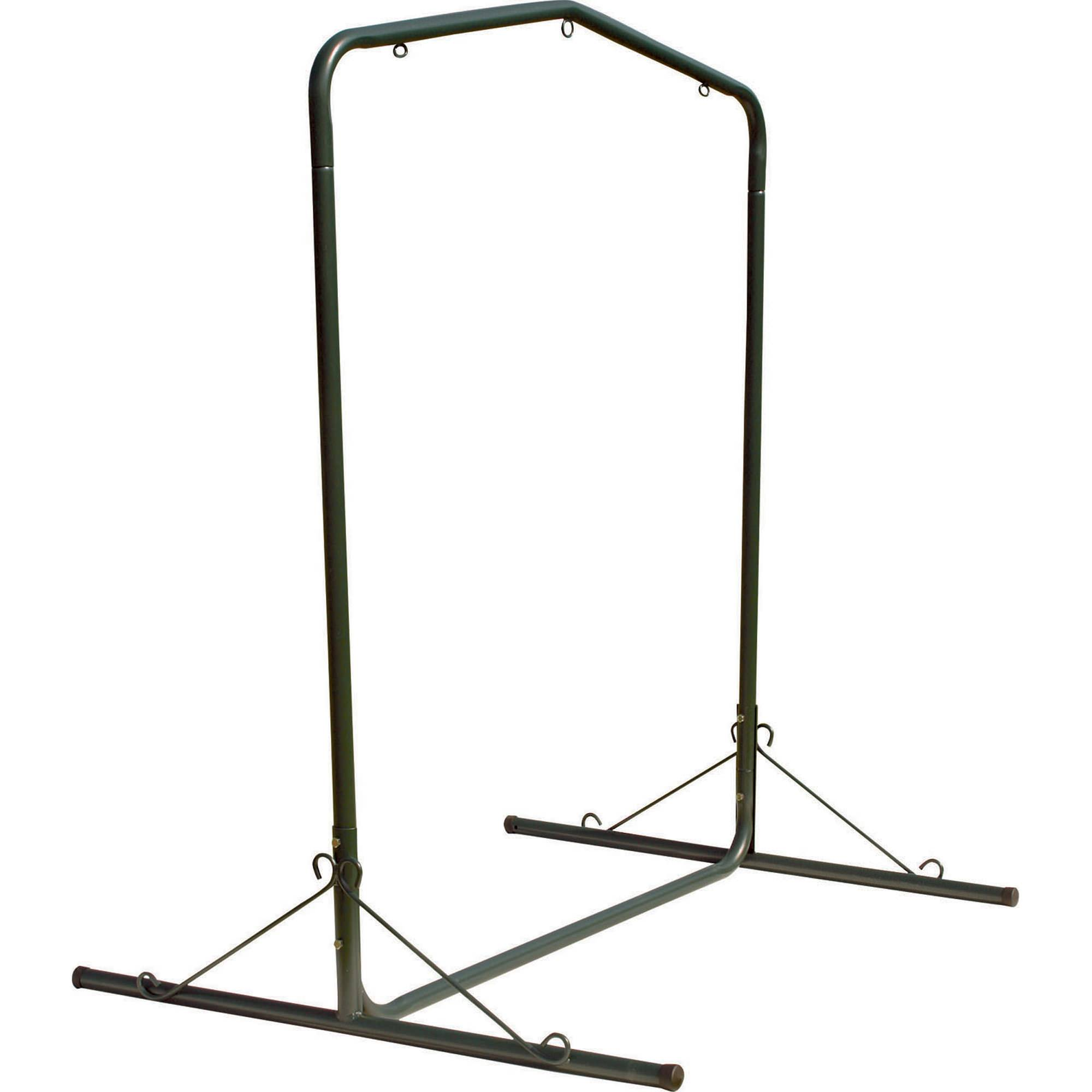 Steel Swing Stand - Forest Green by Hatteras Hammocks