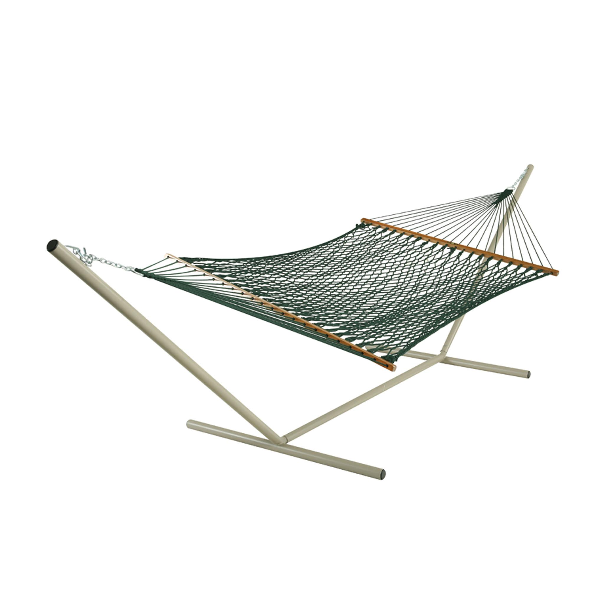 hatteras large quilted hammocks regatta sunbrella canvas xx chains sq hammock lifestyle