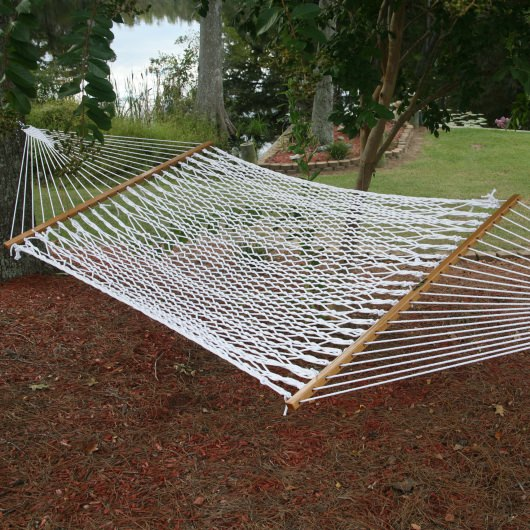 Large Original Polyester Rope Hammock