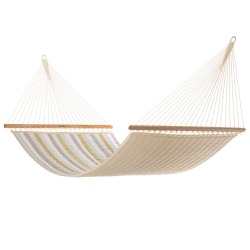Large Quilted Fabric Hammock - Milano Dawn