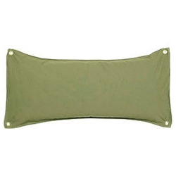 Leaf Green Hammock Pillow - Gardens