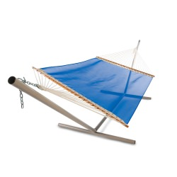 Royal Blue Large Textilene Poolside Hammock