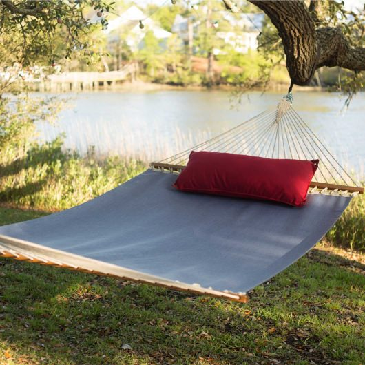 Large Pool Side Hammock - Augustine Denim