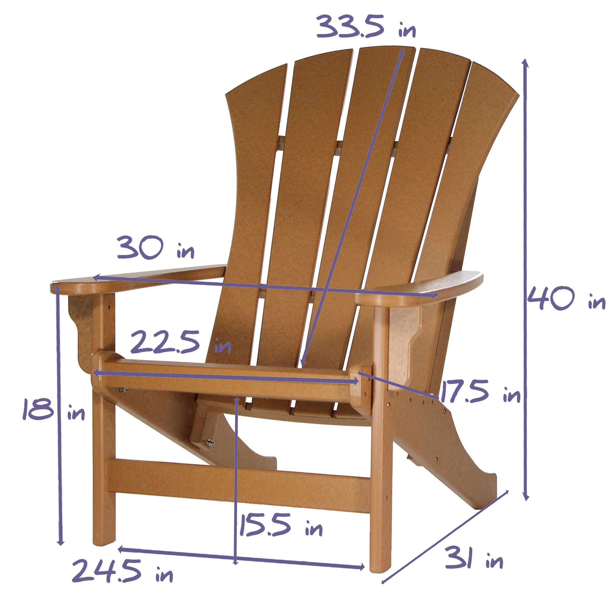 adirondack white superior images chairs demetratours chair lifetime wood faux me awesome best on
