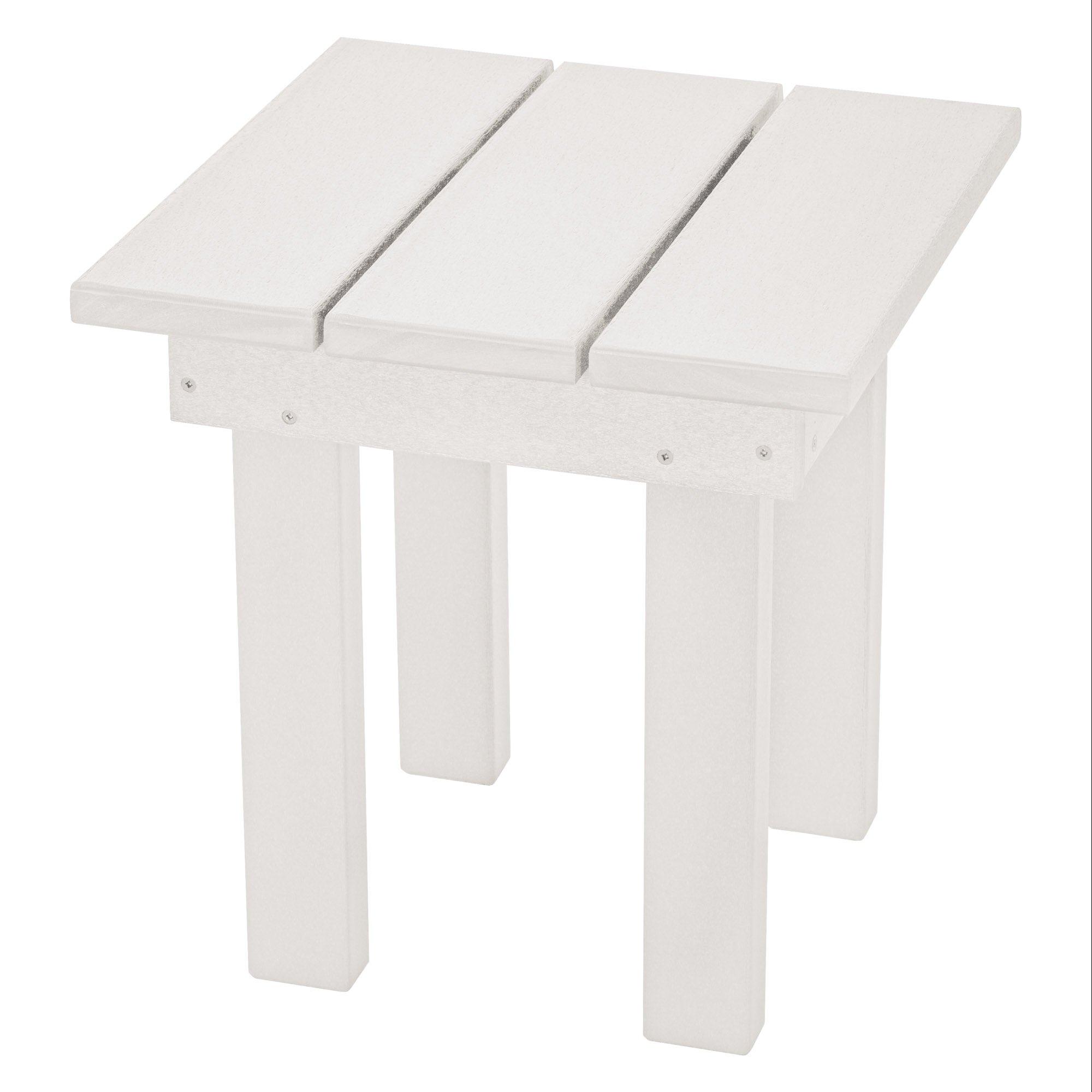 ... Durawood Adirondack Small Side Table ...