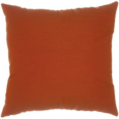 Canvas Glacier Sunbrella Designer Porch Pillow