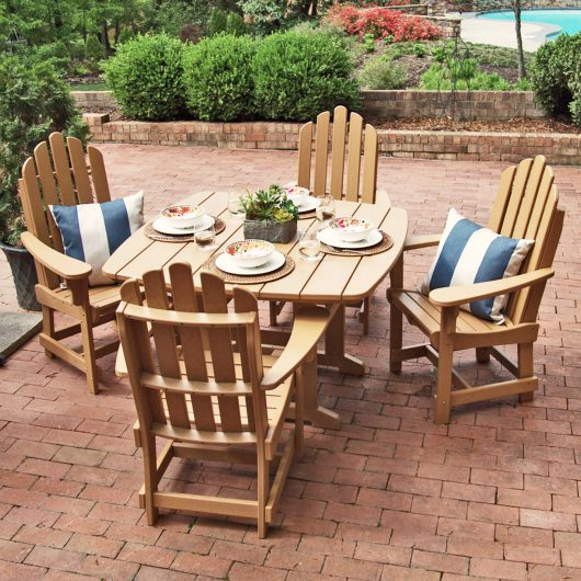 Exceptional Durawood Essentials Dining Set