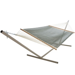 Autumn Fern Large Textilene Poolside Hammock