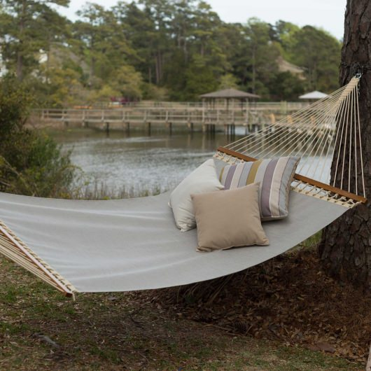 Large Pool Side Hammock -Augustine Alloy