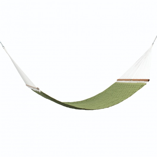 Light Green Large Soft Weave Hammock