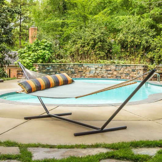 Large Pool Side Hammock - Framework Seaglass