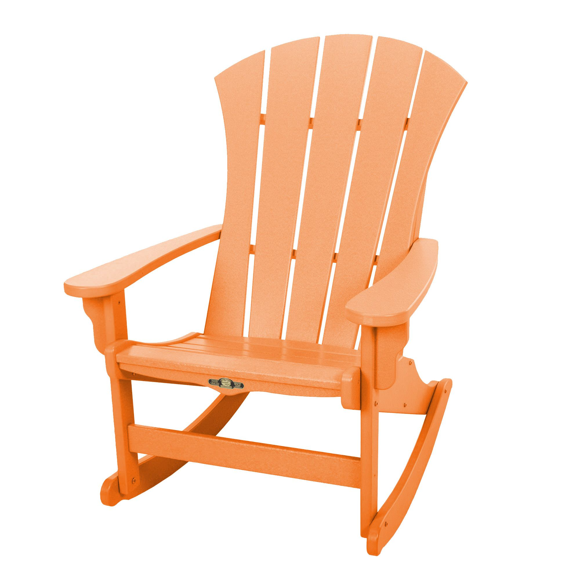 Shop Durawood Sunrise Adirondack Rockers on Sale