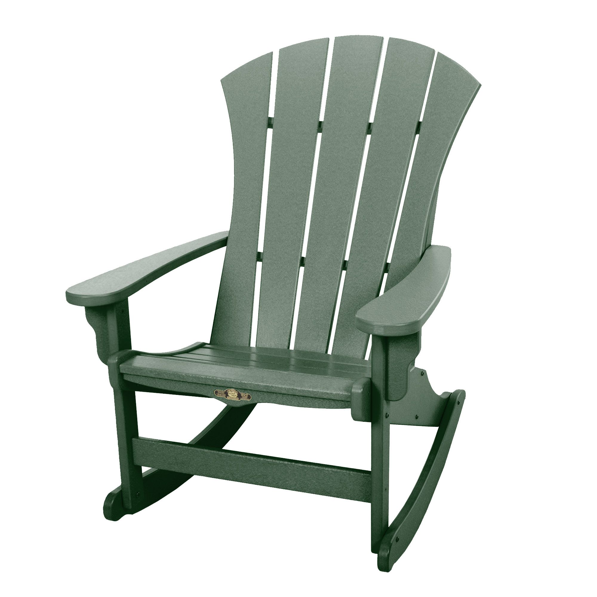 shop durawood sunrise adirondack rockers on sale. Black Bedroom Furniture Sets. Home Design Ideas