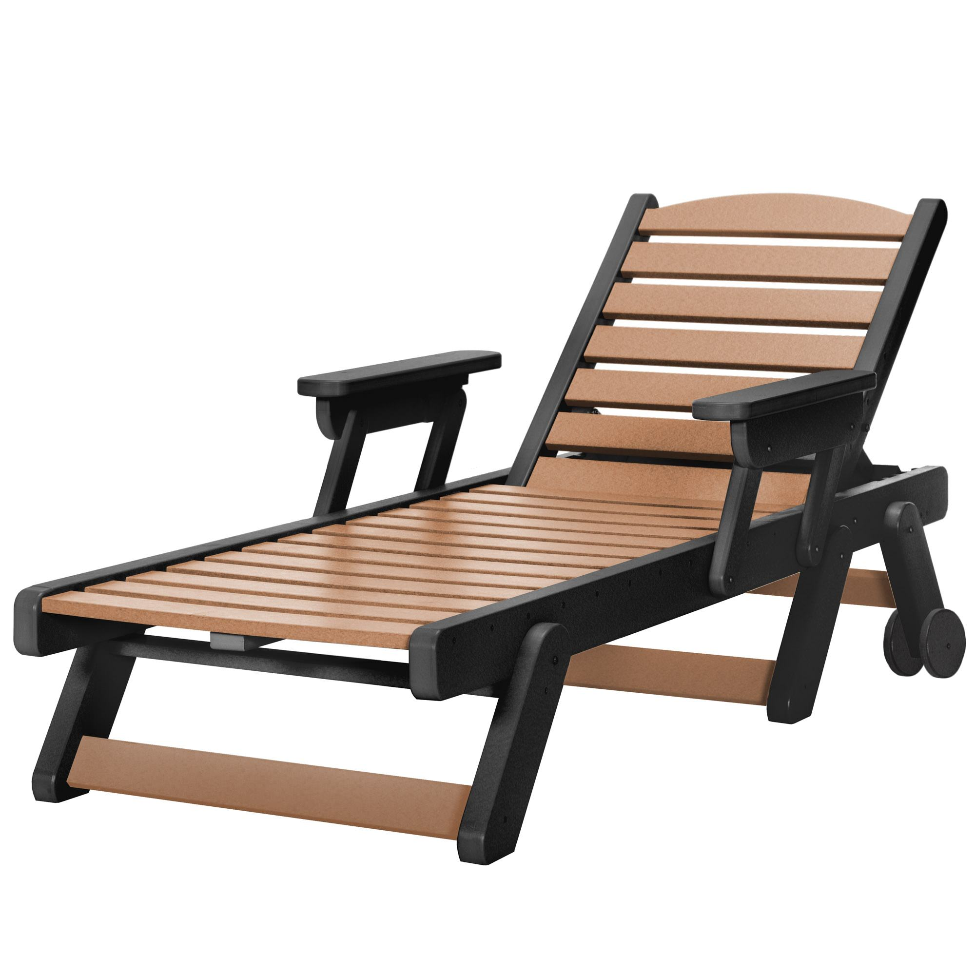 Chaise lounge pawleys island for Chaise lounge black