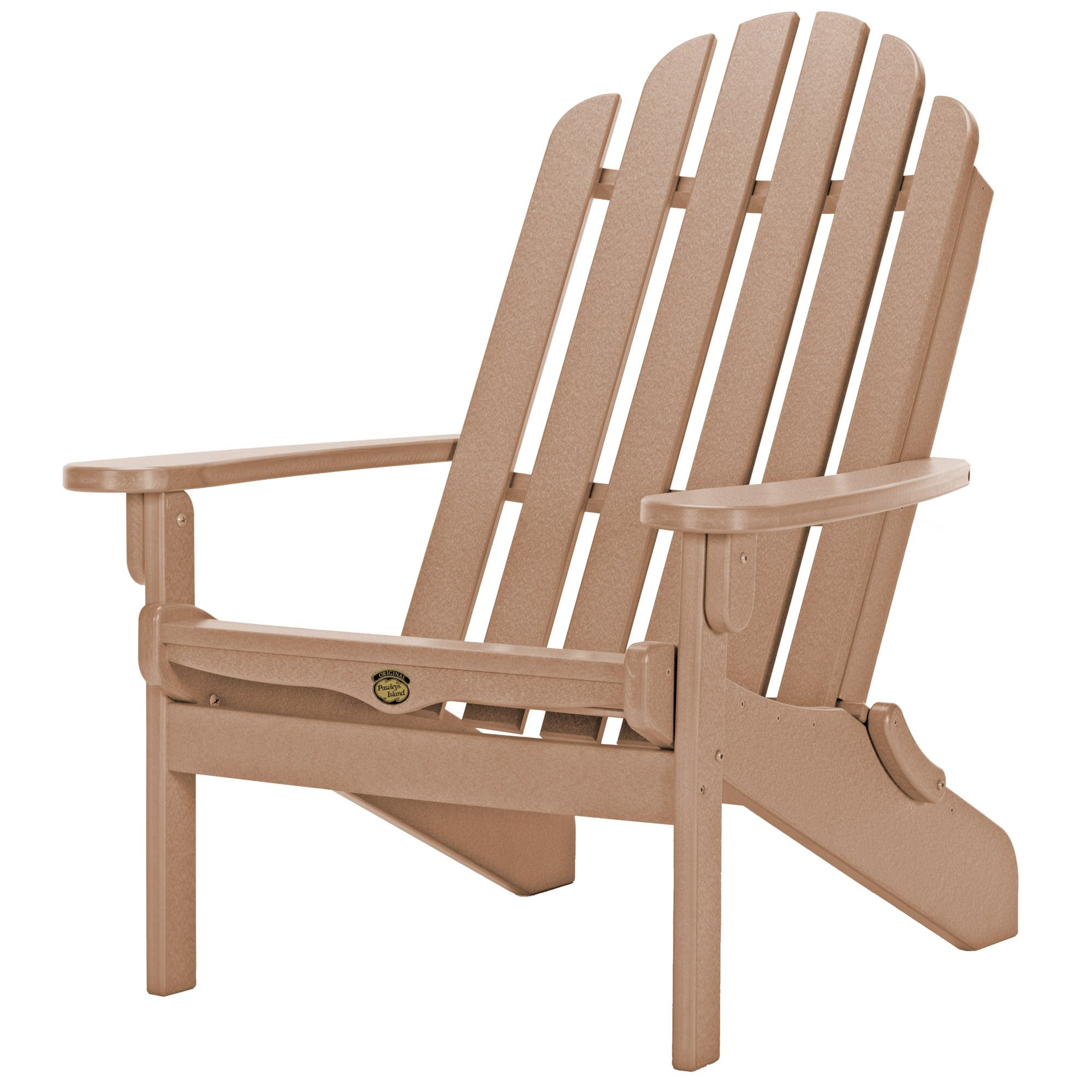 Essentials Folding Adirondack Chair|Pawleys Island |