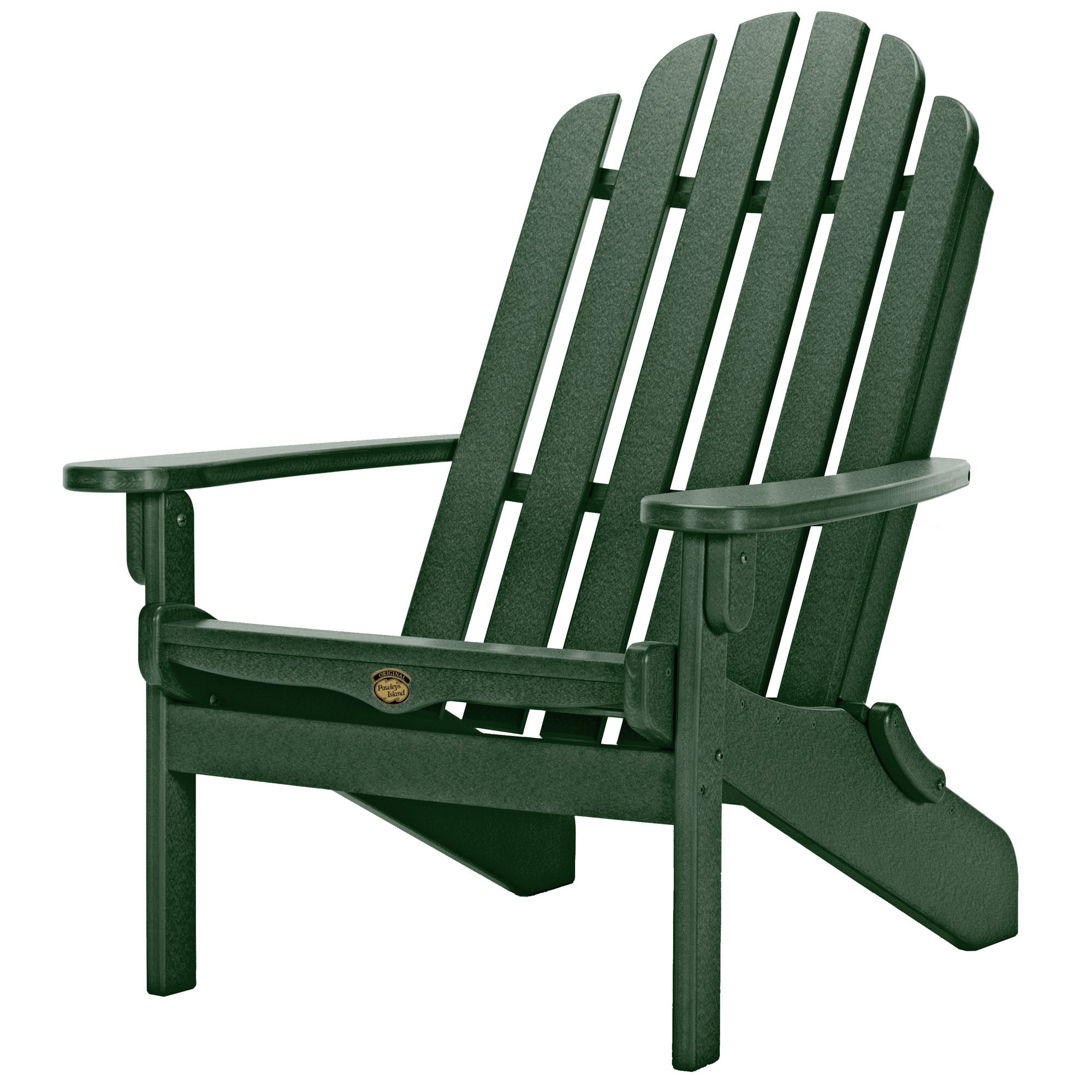 Attirant ... Essentials Folding Adirondack Chair