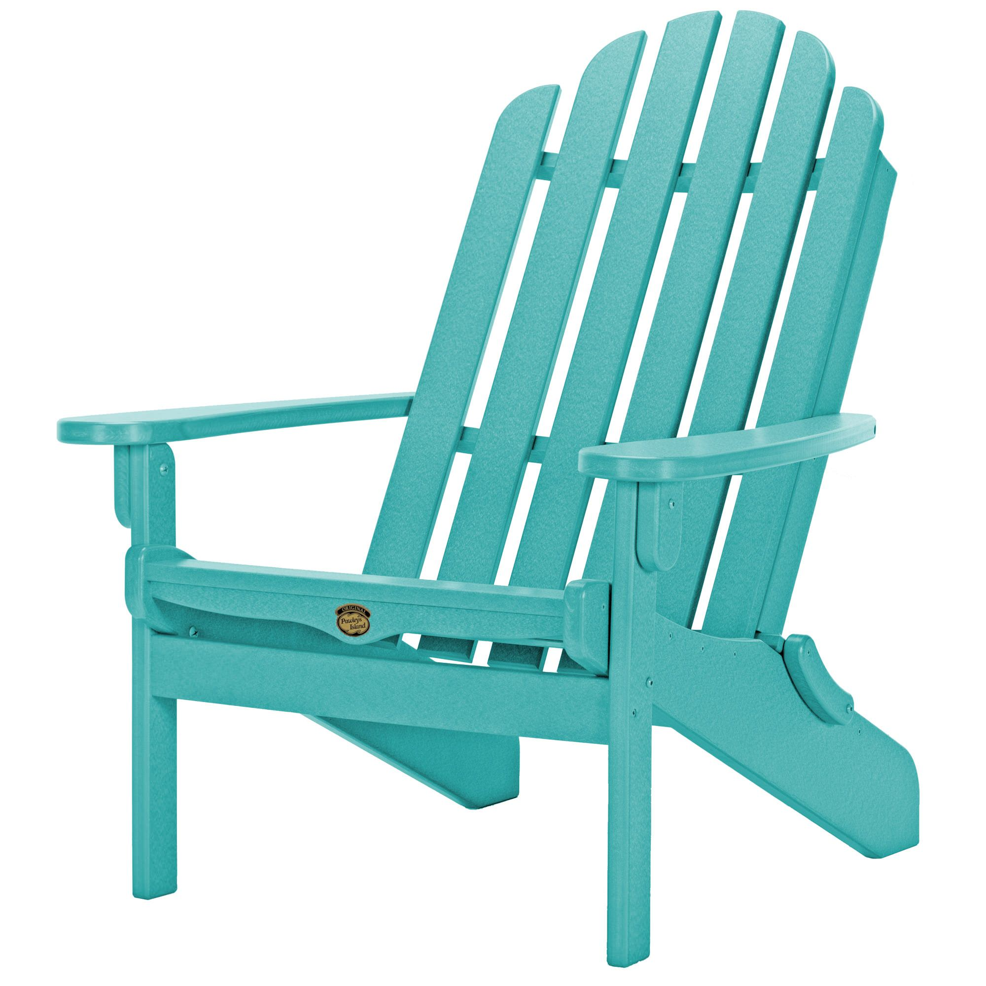 ... Essentials Folding Adirondack Chair ...