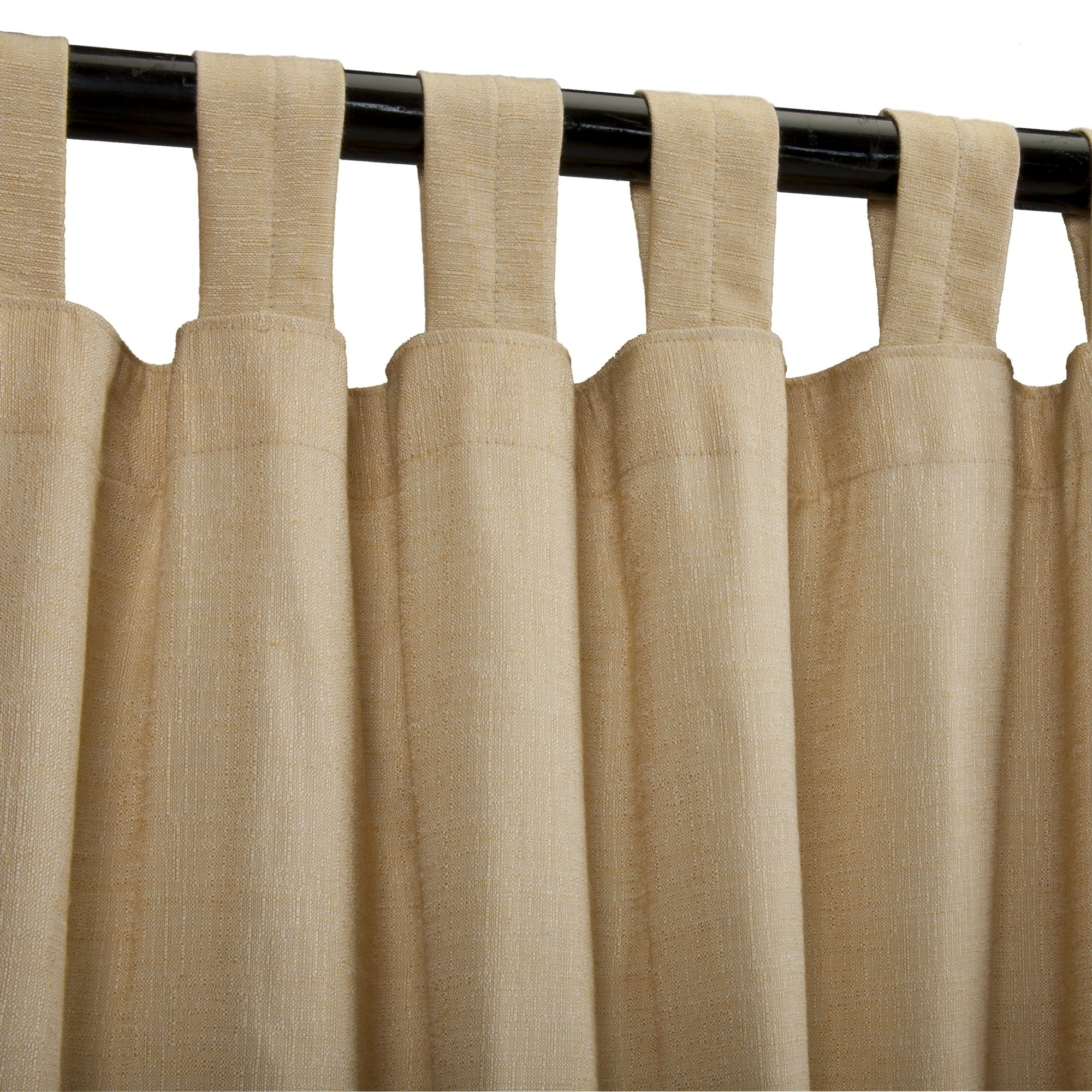 velcro top tab sheer window drapes ebay curtains curtain garden pin patio gazebo panel outdoor