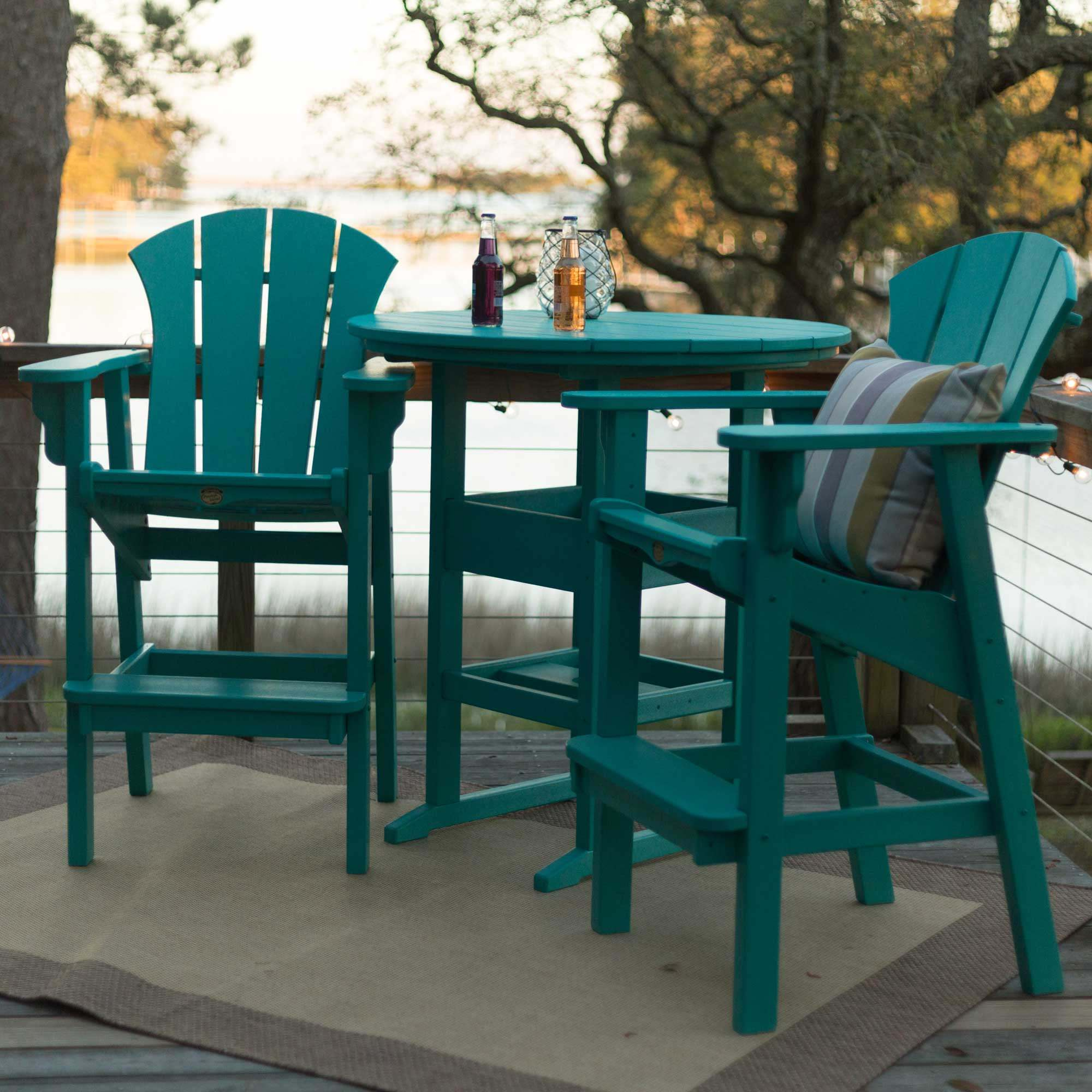 Durawood High Dining Table Pawleys Island Hammocks