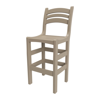 Casual Bar Height Dining Chair