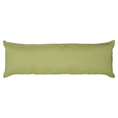 Long Sunbrella Hammock Pillow - Cast Moss