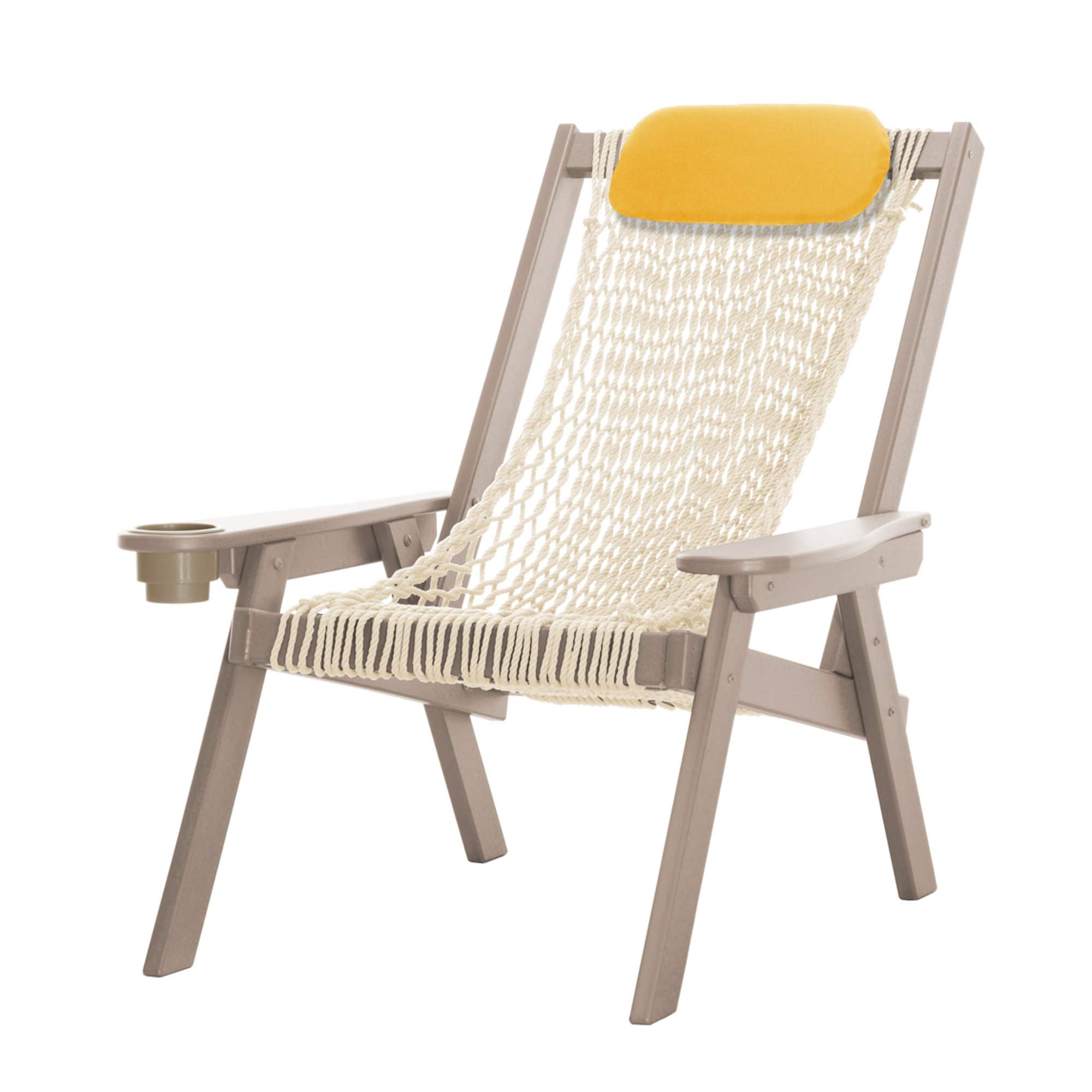 Coastal Rope Chair Instructions