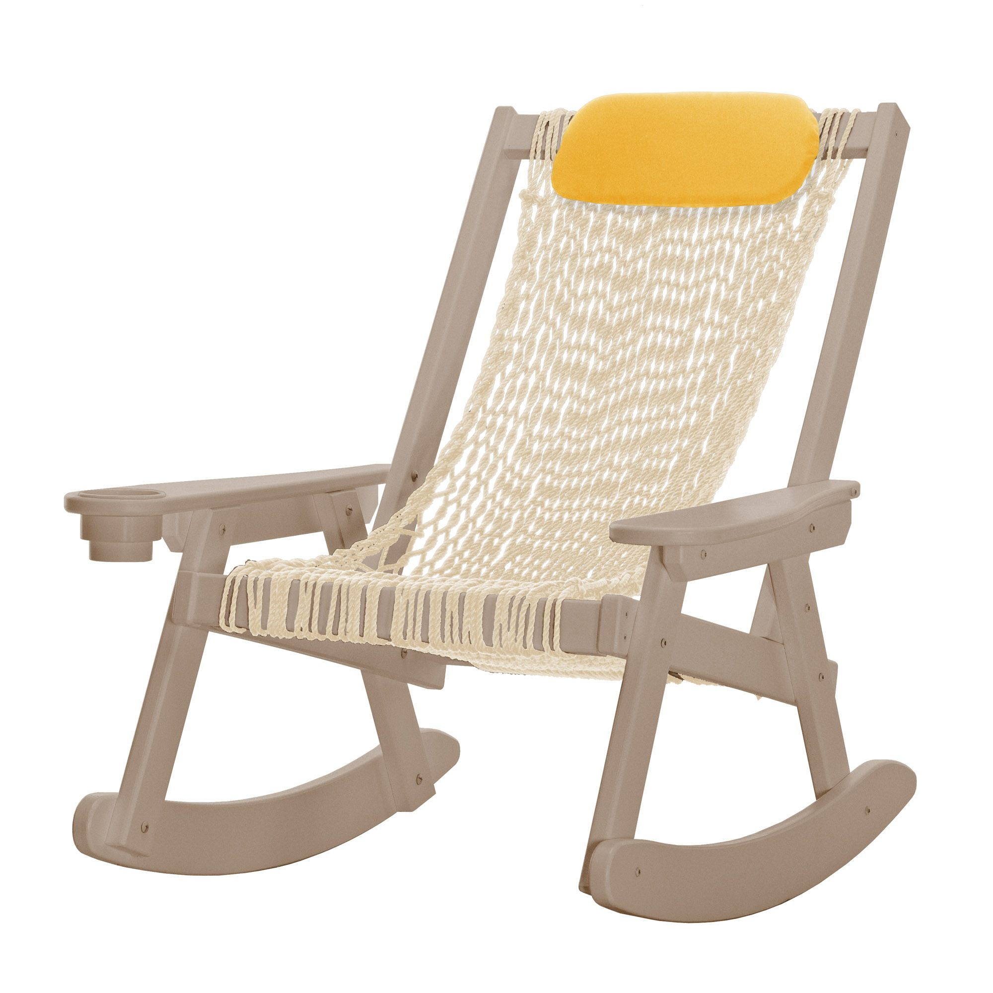 Coastal Rope Rocker Instructions