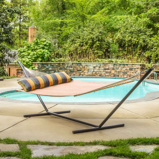 Large Pool Side Hammock -Framework Copper