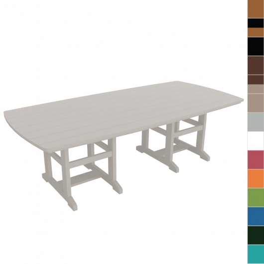46 in x 96 in Dining Table