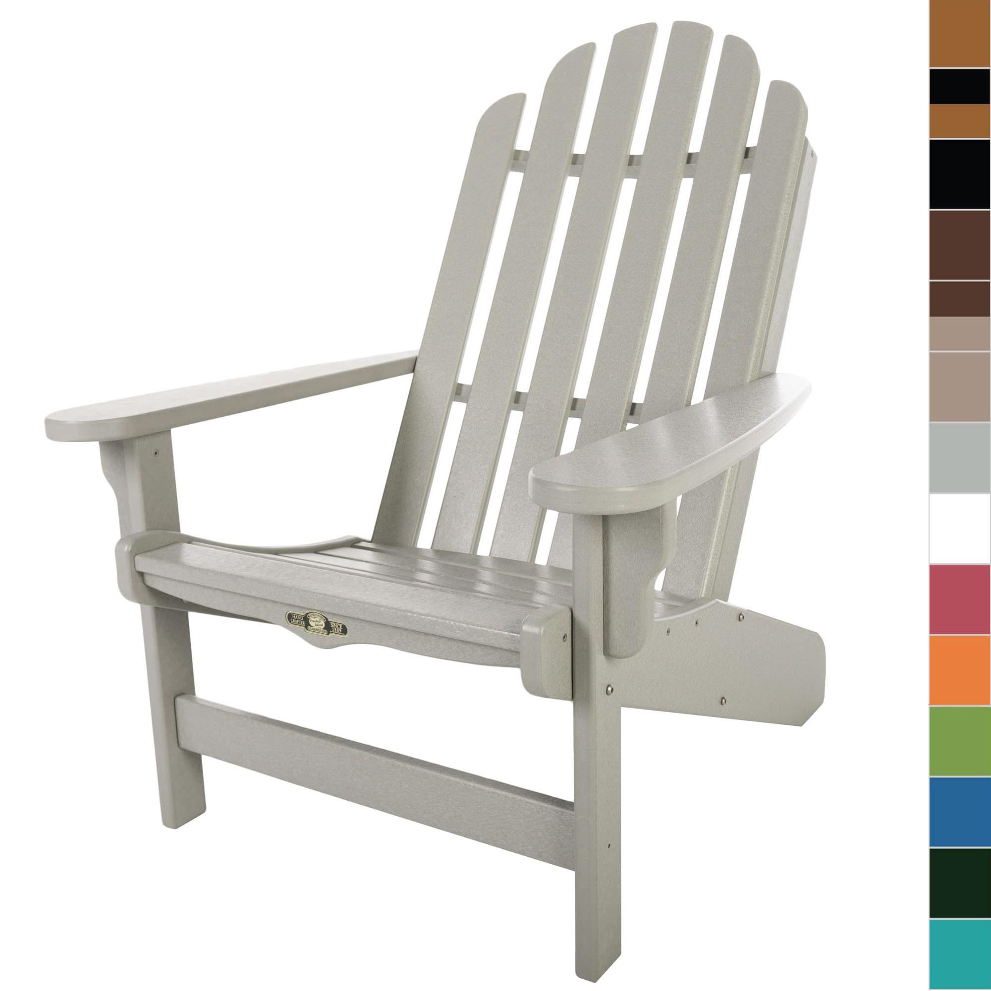 Surprising Essentials Pawleys Green Durawood Adirondack Chair Lamtechconsult Wood Chair Design Ideas Lamtechconsultcom