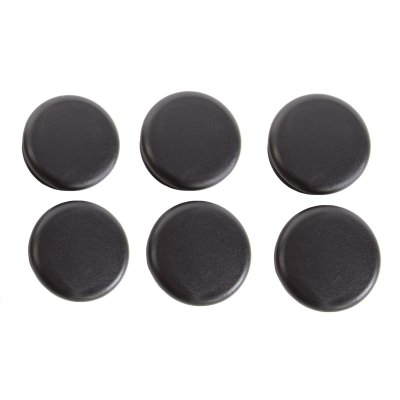 Metal Hammock Stand Plastic End Caps (6)