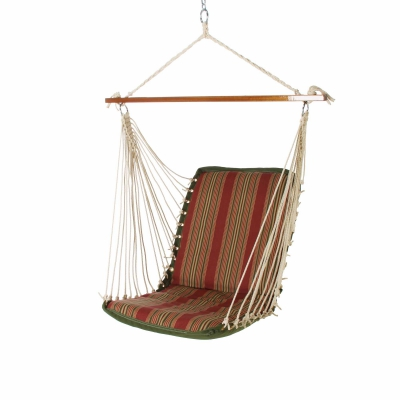Cushioned Single Swing - Sweet Water Stripe