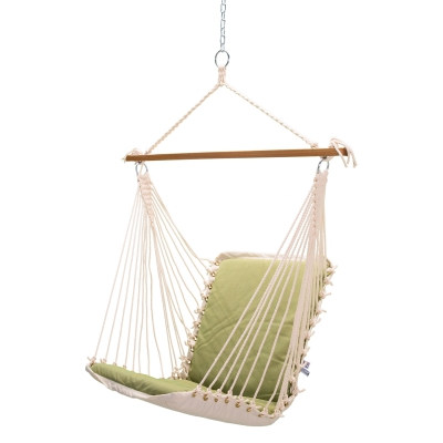Cushioned Single Swing - Cast Moss