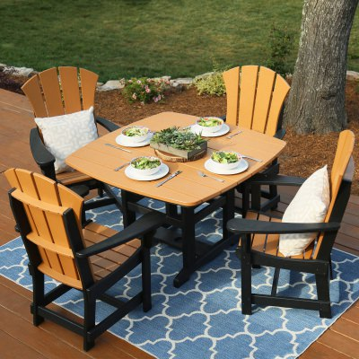 5 Piece Sunrise Dining Set