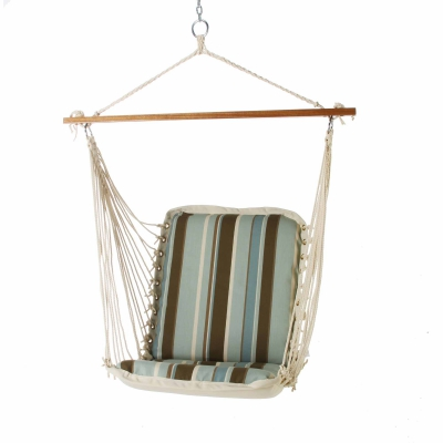 Cushioned Single Swing - Montserrat Surf Stripe