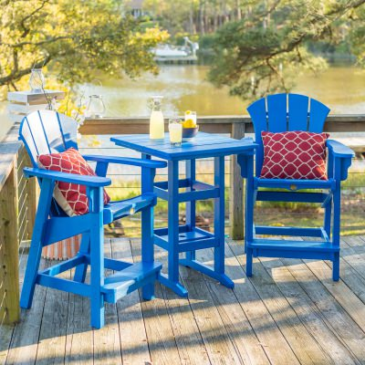 3 Piece Sunrise Counter Height Dining Set